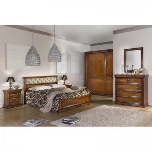 Camera completa armadio legno