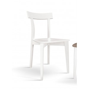 Sedia Spazio in legno di...