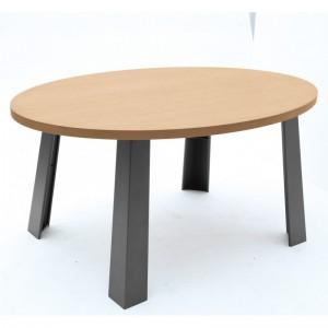 Tavolo Loft ovale con piano...