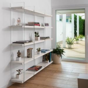 Libreria Loft con 15...