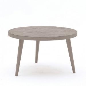 Tavolino Loft rotondo gambe...